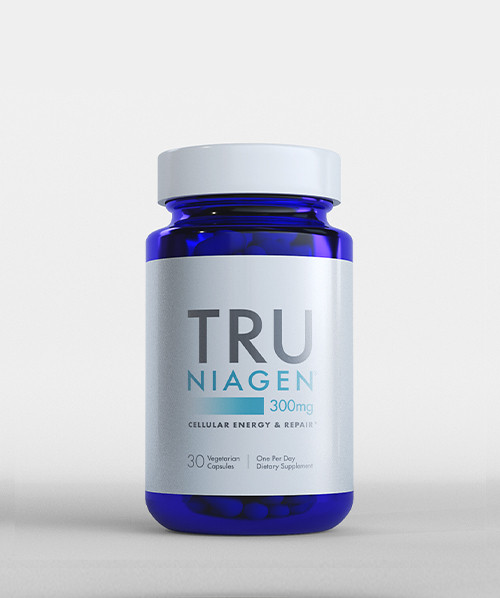 We use NAD every day for basic functions like sleeping, breathing, eating, and drinking. But our NAD levels decline with age and metabolic stress which contributes to changes in health. Tru Niagen® increases your NAD, every time you take it.*