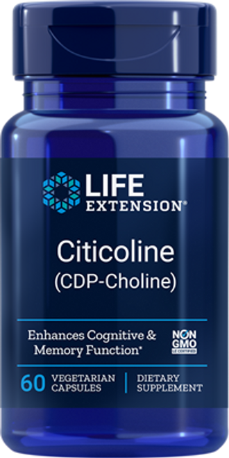 CDP-choline is also a neuroprotectant and a promoter of neuroplasticity, with a track record through numerous clinical trials of supporting healthy cognition, memory and overall function. In addition to its clinically studied brain power benefits in older adults, CDP-choline has been shown to promote attention and support overall well-being in healthy younger individuals as well.