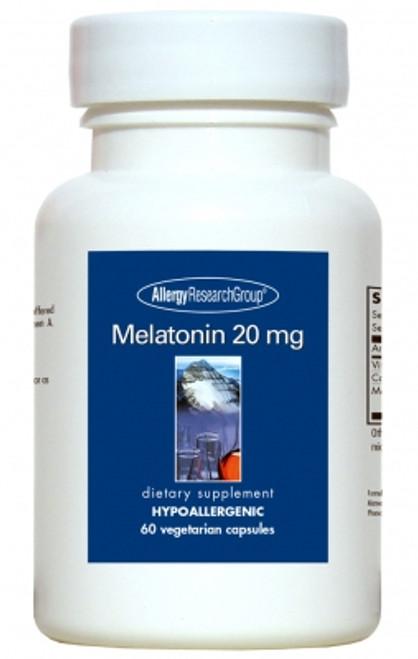 Melatonin | 20mg, 60 caps