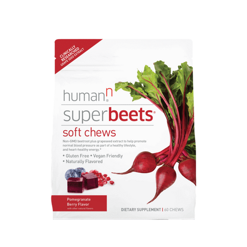 SuperBeets Soft Chews | 30 count