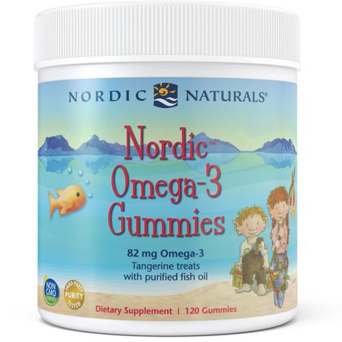 Nordic Omega-3 Gummies | 120ct