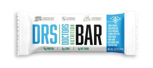 Drs Nutrition Bar | Almond Chocolate Coconut