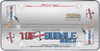 Tuf-Shield License Plate Cover Polycarbonate Bubble Shield Clear
