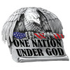 One Nation Under God Hitch Cover
