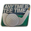 Golf Hitch Cover Any Time Is Tee Time