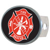FireFighter Hitch Cover Oval