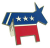 Democrat Donkey Trailer Hitch Cover