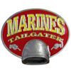 Marines Tailgater Hitch Cover Class III