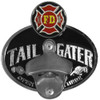 Firefighter Tailgater Hitch Cover