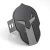 Helmet Hitch Cover Black On Anthracite