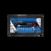 Xpression License Plate Frame Black