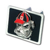 Georgia Bulldogs Hitch Cover Class II and Class III Metal Plugs CTH5SD
