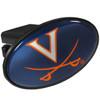 Virginia Cavaliers Plastic Hitch Cover Class III