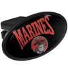 Marines Plastic Hitch Cover Class III