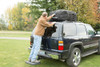 TWISTEP Dog Step by PortablePET for SUV