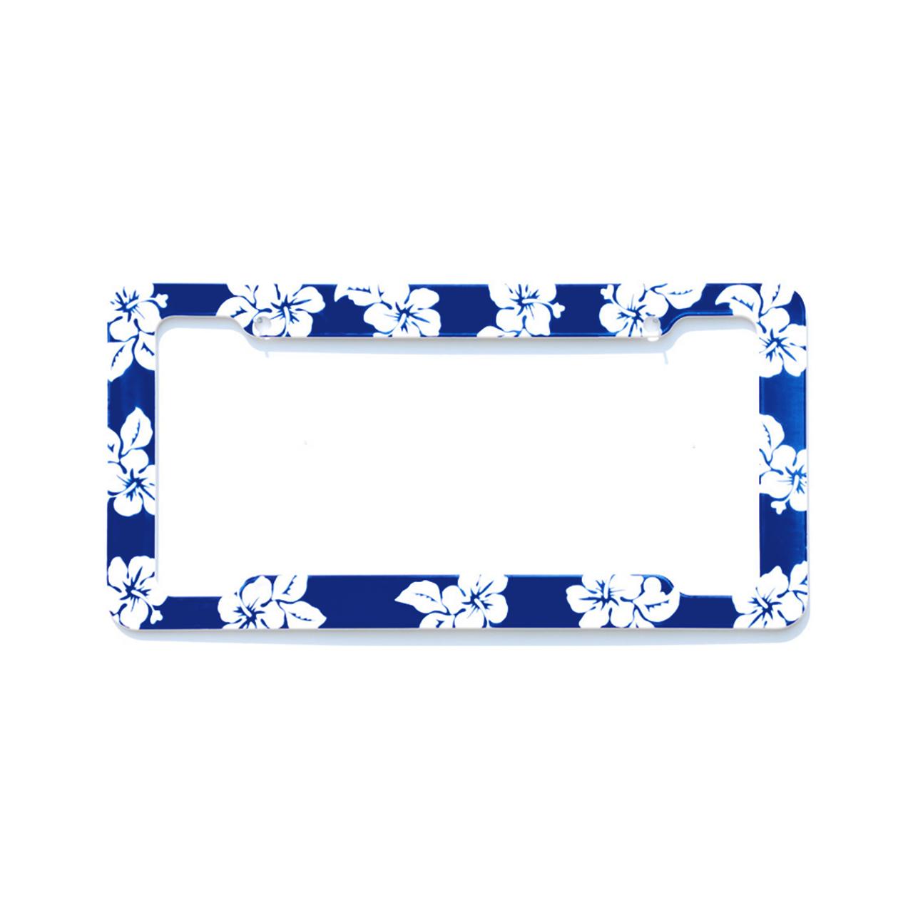 Aloha Blue Hibiscus