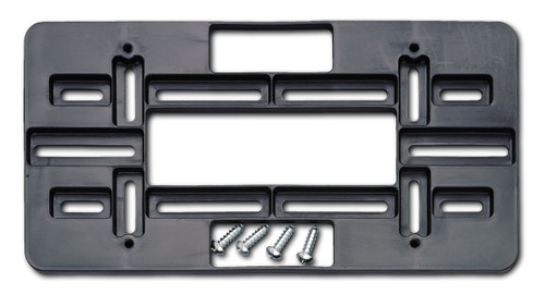 License Plate Frame Mounting Plate