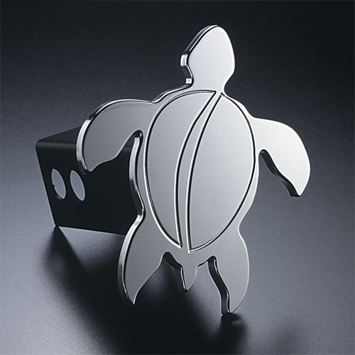 Honu Turtle Hitch Cover Billet Aluminum