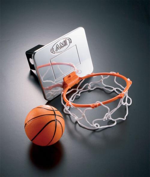 Basketball Hoop Hitch Cover Billet Aluminum