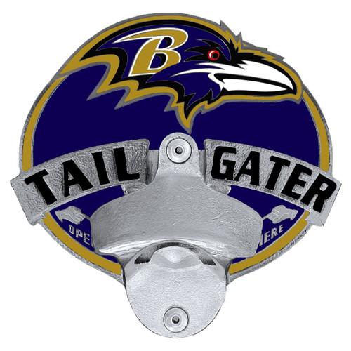 Baltimore Ravens Tailgater Hitch Cover Class III