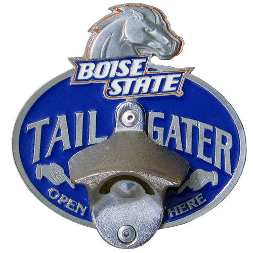 Boise State Broncos Tailgater Hitch Cover Class III