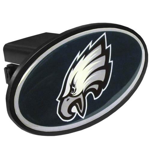 Philadelphia Eagles Hitch Cover Class III Plastic