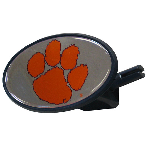 Clemson Tigers Hitch Cover Class III Plastic