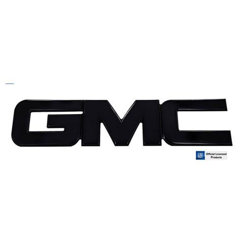 GMC Logo Grille Emblem 1999-2007 CBS Sierra 1500 2500 3500 2000-2014 Yukon 2002-2009 Envoy 2007-2014 Acadia 2010-2014 Terrain Front