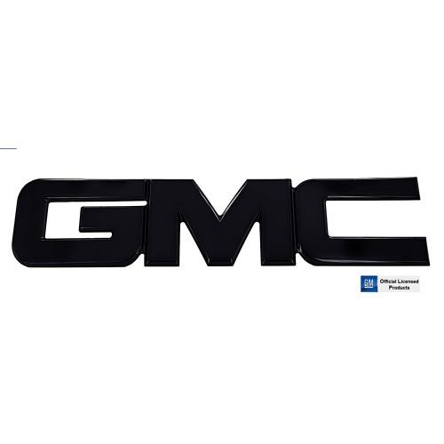 GMC Logo Grille Emblem 2007 NBS-14 Sierra 1500 2500 3500 Front