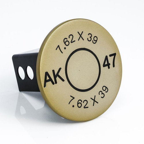AK-47 7.62 Hitch Cover Billet Aluminum