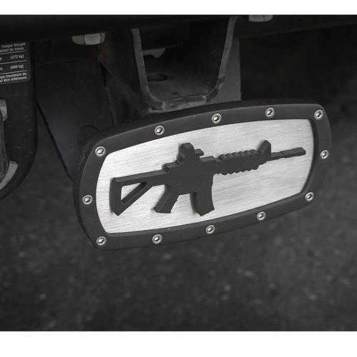 AR-15 Rifle Hitch Cover Billet Aluminum
