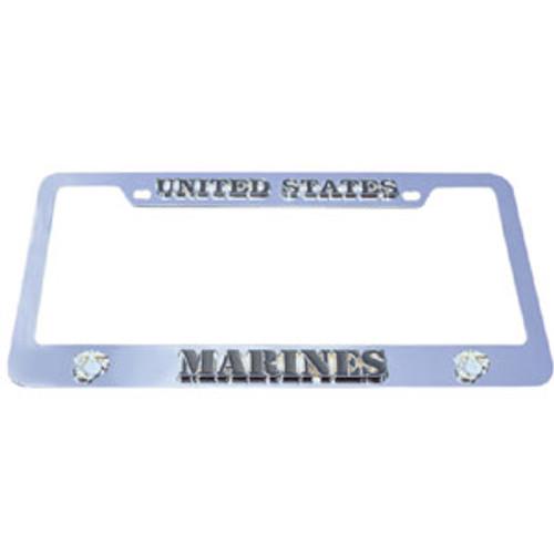 Marines License Plate Frame