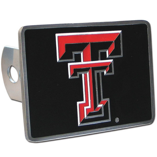 Texas Tech Raiders Hitch Cover Class III Wire Plugs CTH30S