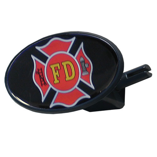 Firefighter Plastic Hitch Cover Class III