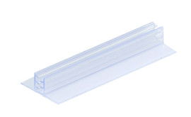 Adhesive Sign Holder 25 x 75mm holds max 1.5mm each