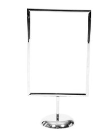 A4 Portrait Ticket Frame with 75mm Stem Complete