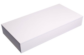 Plinth 2400mm x 450mm x 150mm high White