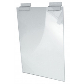 Slatpanel Sign Holder A4 Portrait
