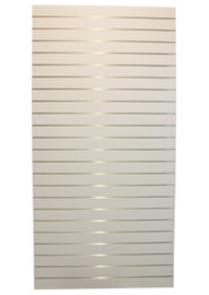 Slatpanel White Portrait 1200x2400 150mm Ali insert