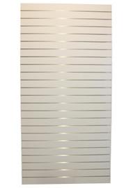 Slatpanel White Portrait 1200x2400 75mm Ali insert