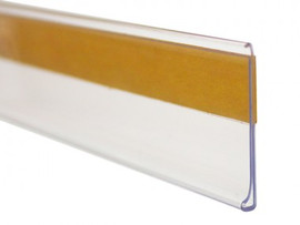 Data Strip 15mm x 915mm Clear