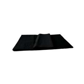 Tissue Paper Black 500mm x 750mm 500 Sheets