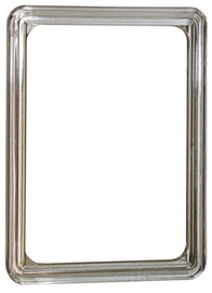 Poster Ticket Frame Plastic A6 Clear