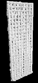 Gridmesh Panel 610mm w x 1830mm h White