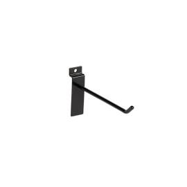Slatpanel Prong Hook 150mm Black