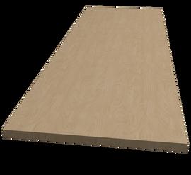 FlexiPlus Full Shelf 25mm x 450mm x 1200mm Coloured