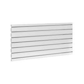 FlexiPlus Infill Panel Slatpanel 600mm White