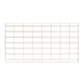 FlexiPlus or Flexiwall Infill Panel Slatgrid 1200mm White