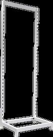 FlexiPlus Upright L Leg Starter Bay 600w x 1355h White