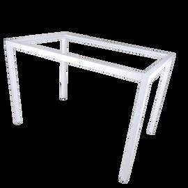Nesting Table Small Frame only 1100x750x600h Matt White